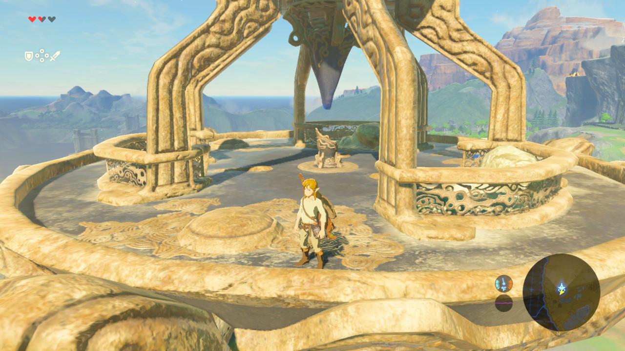 Nové screenshoty z The Legend of Zelda: Breath of the Wild 139274