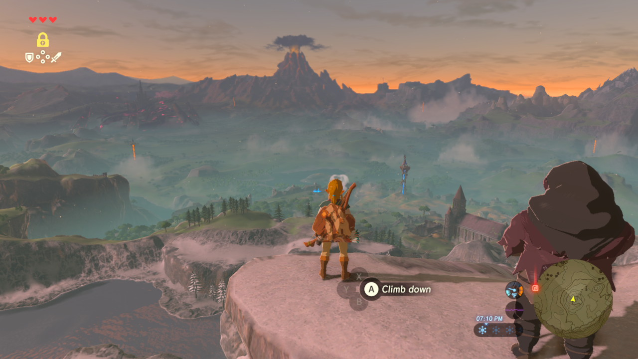 Nové screenshoty z The Legend of Zelda: Breath of the Wild 139277