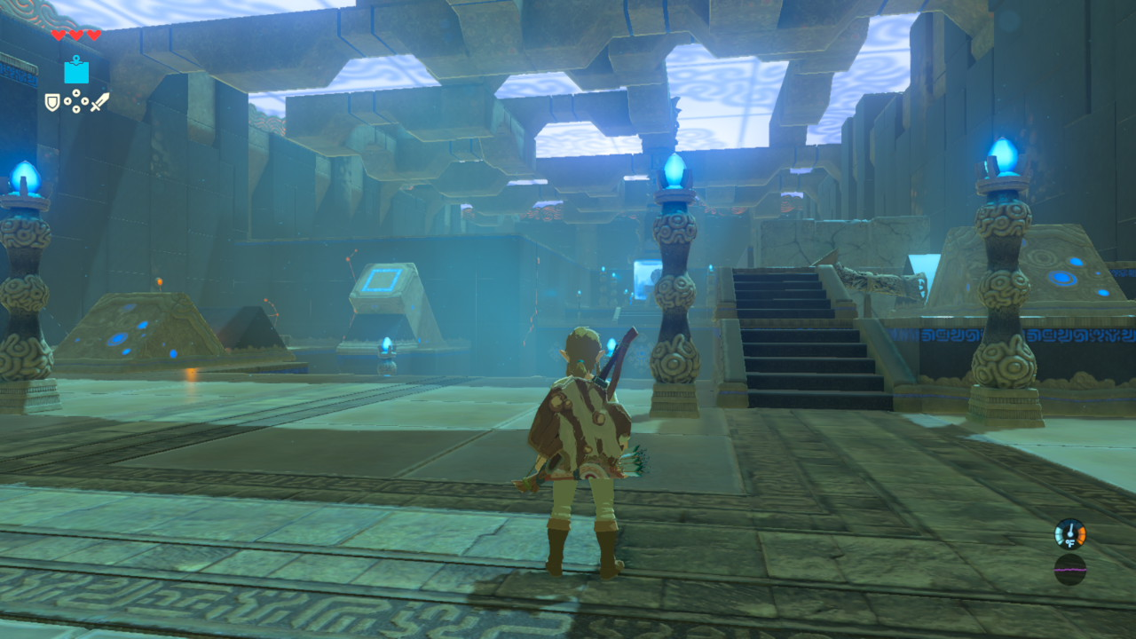 Nové screenshoty z The Legend of Zelda: Breath of the Wild 139280