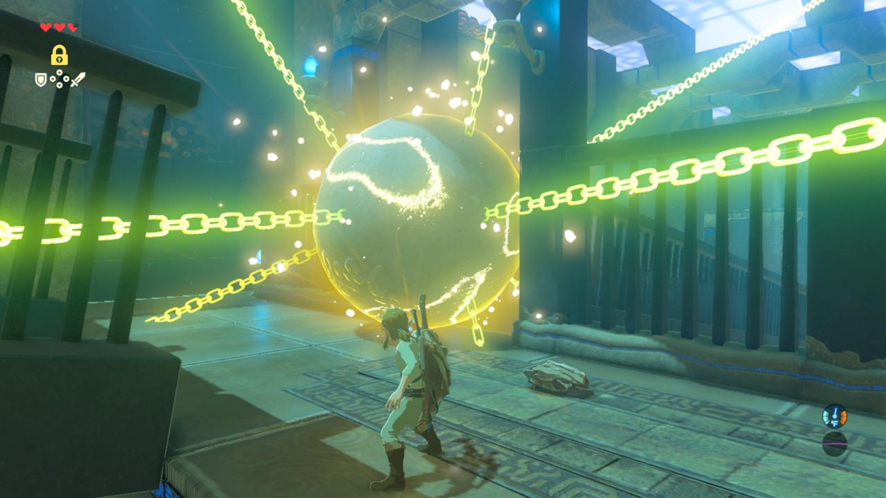 Nové screenshoty z The Legend of Zelda: Breath of the Wild 139290