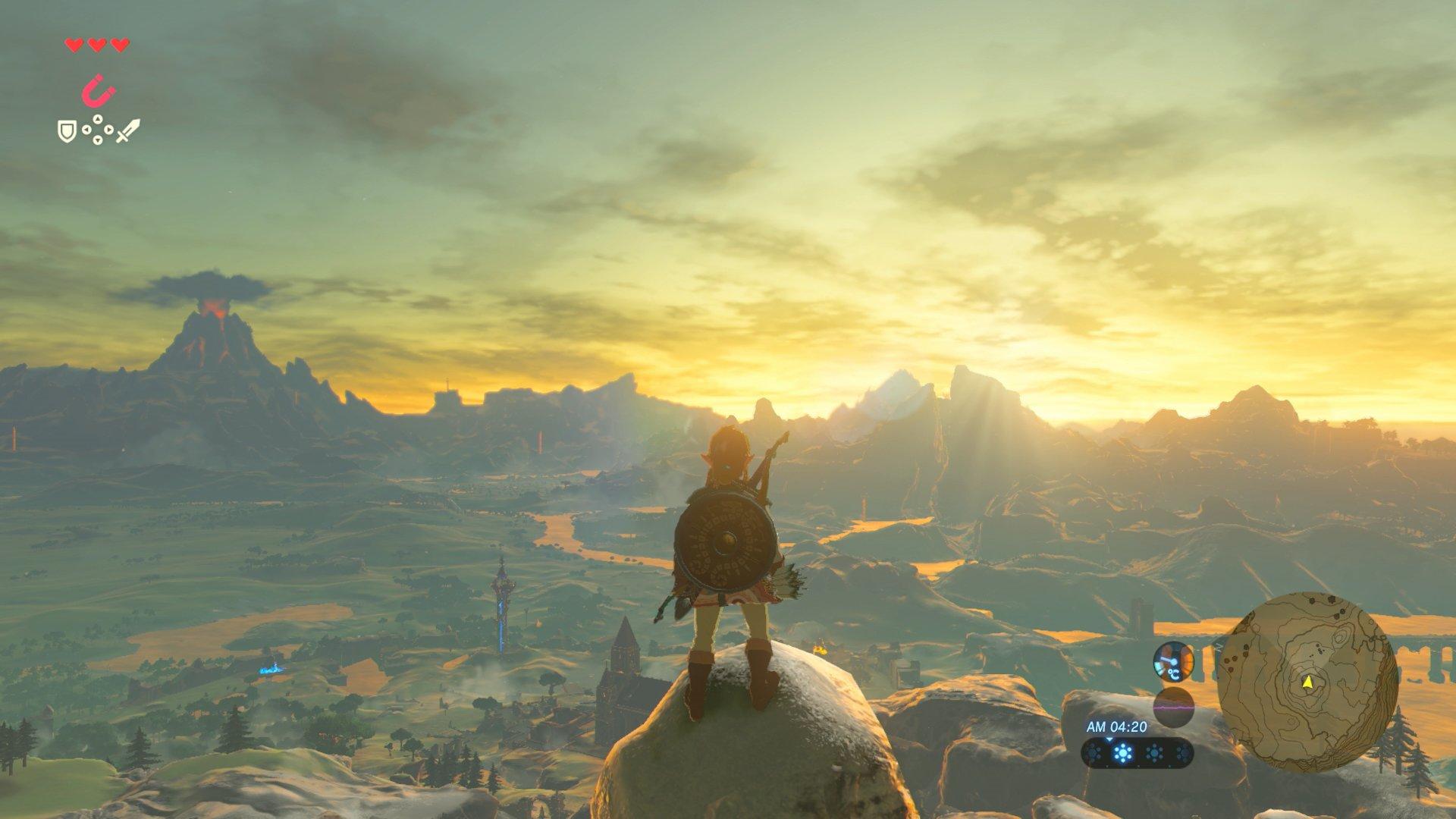 Nové screenshoty z The Legend of Zelda: Breath of the Wild 139293