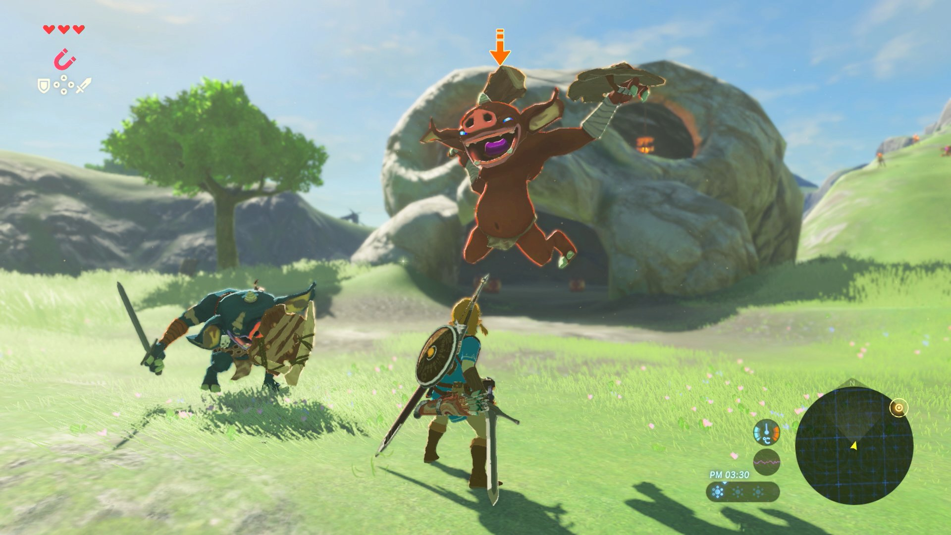Nové screenshoty z The Legend of Zelda: Breath of the Wild 139295
