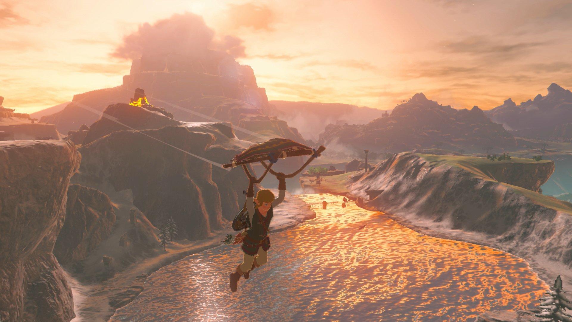 Nové screenshoty z The Legend of Zelda: Breath of the Wild 139297