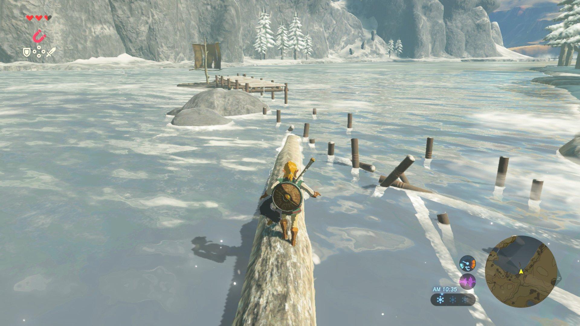 Nové screenshoty z The Legend of Zelda: Breath of the Wild 139298