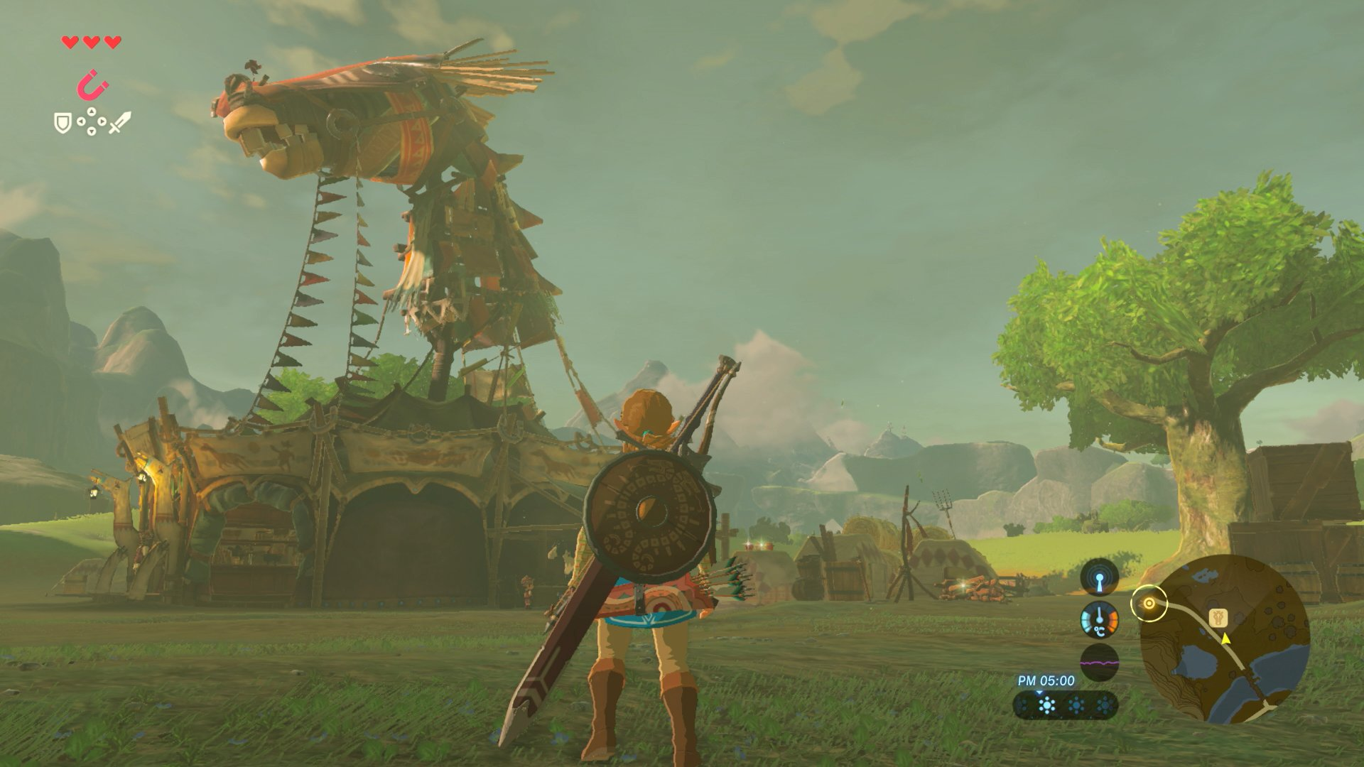 Nové screenshoty z The Legend of Zelda: Breath of the Wild 139300