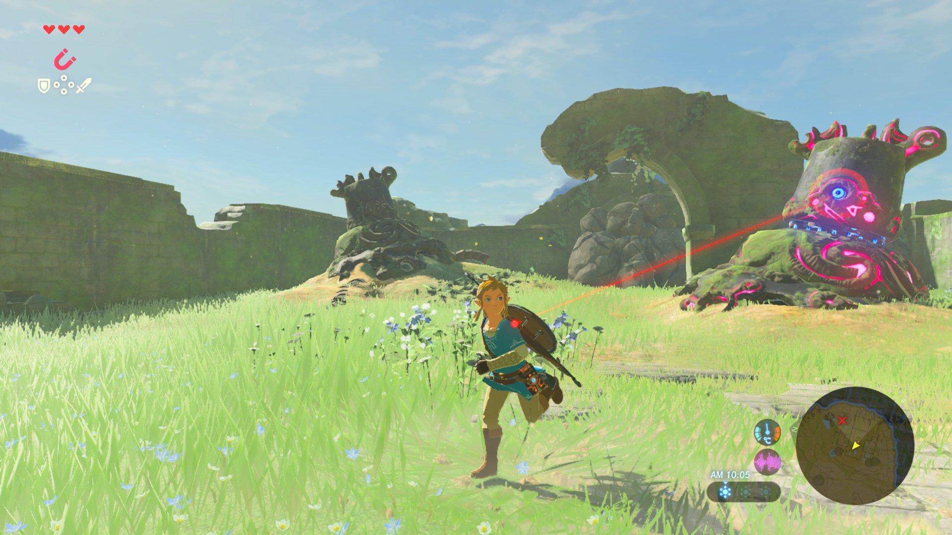 Nové screenshoty z The Legend of Zelda: Breath of the Wild 139301