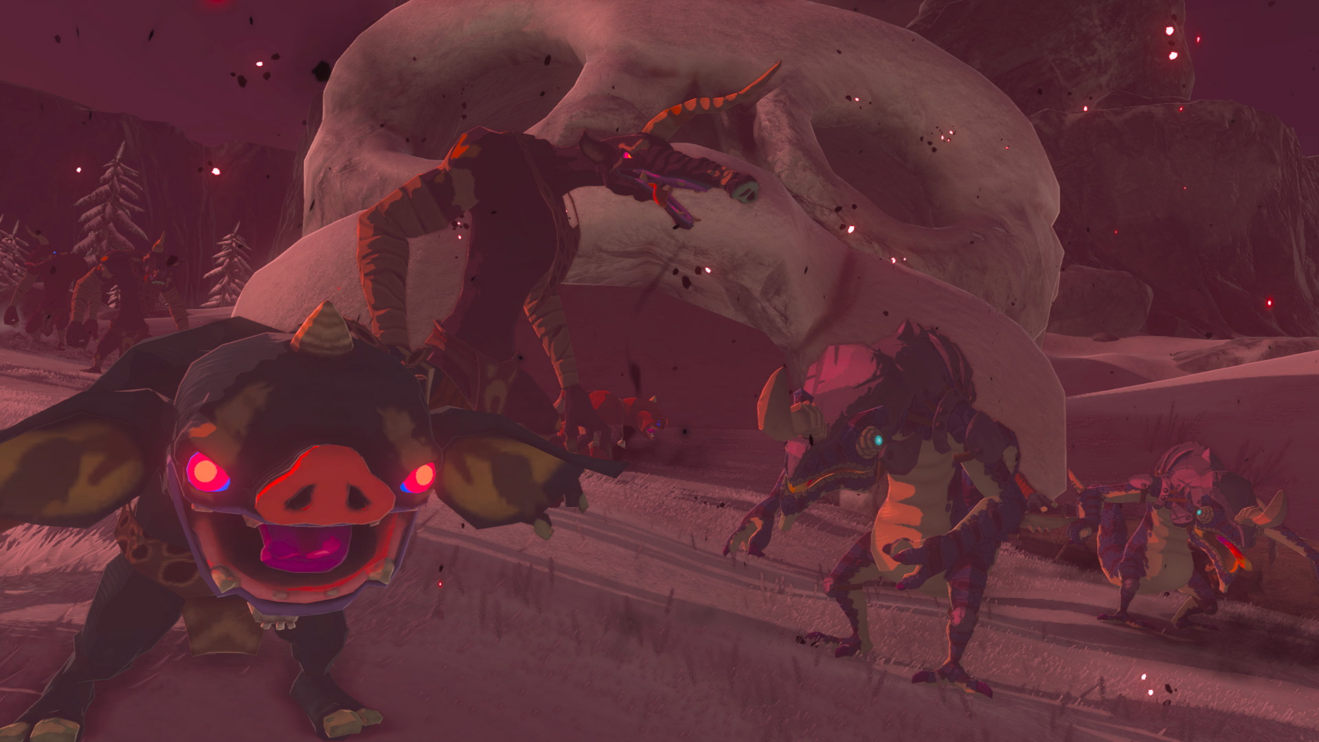 Nové screenshoty z The Legend of Zelda: Breath of the Wild 139303