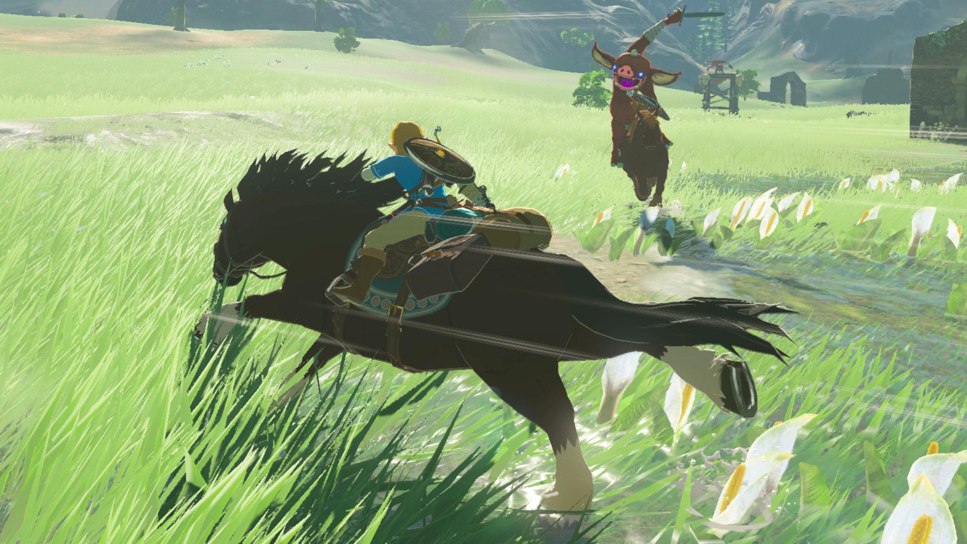 Nové screenshoty z The Legend of Zelda: Breath of the Wild 139305