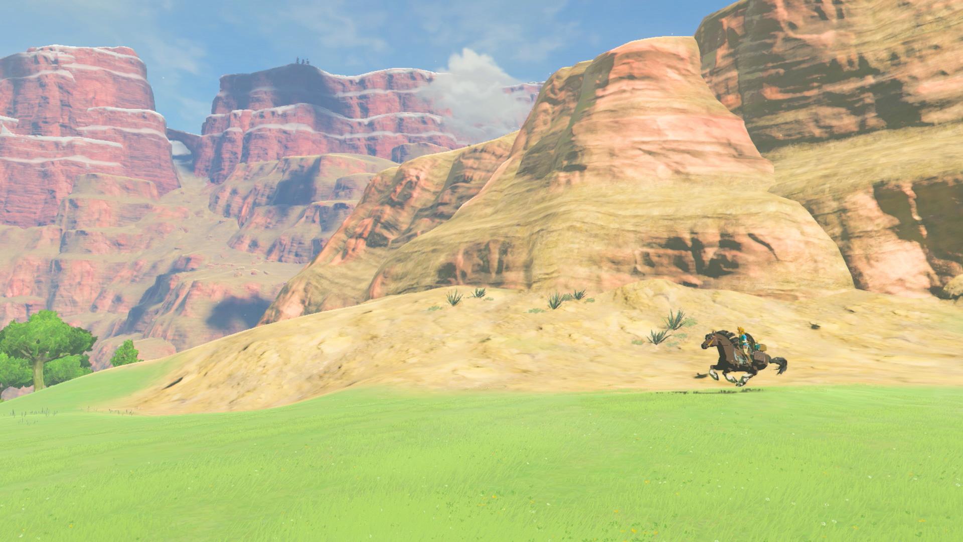 Nové screenshoty z The Legend of Zelda: Breath of the Wild 139307