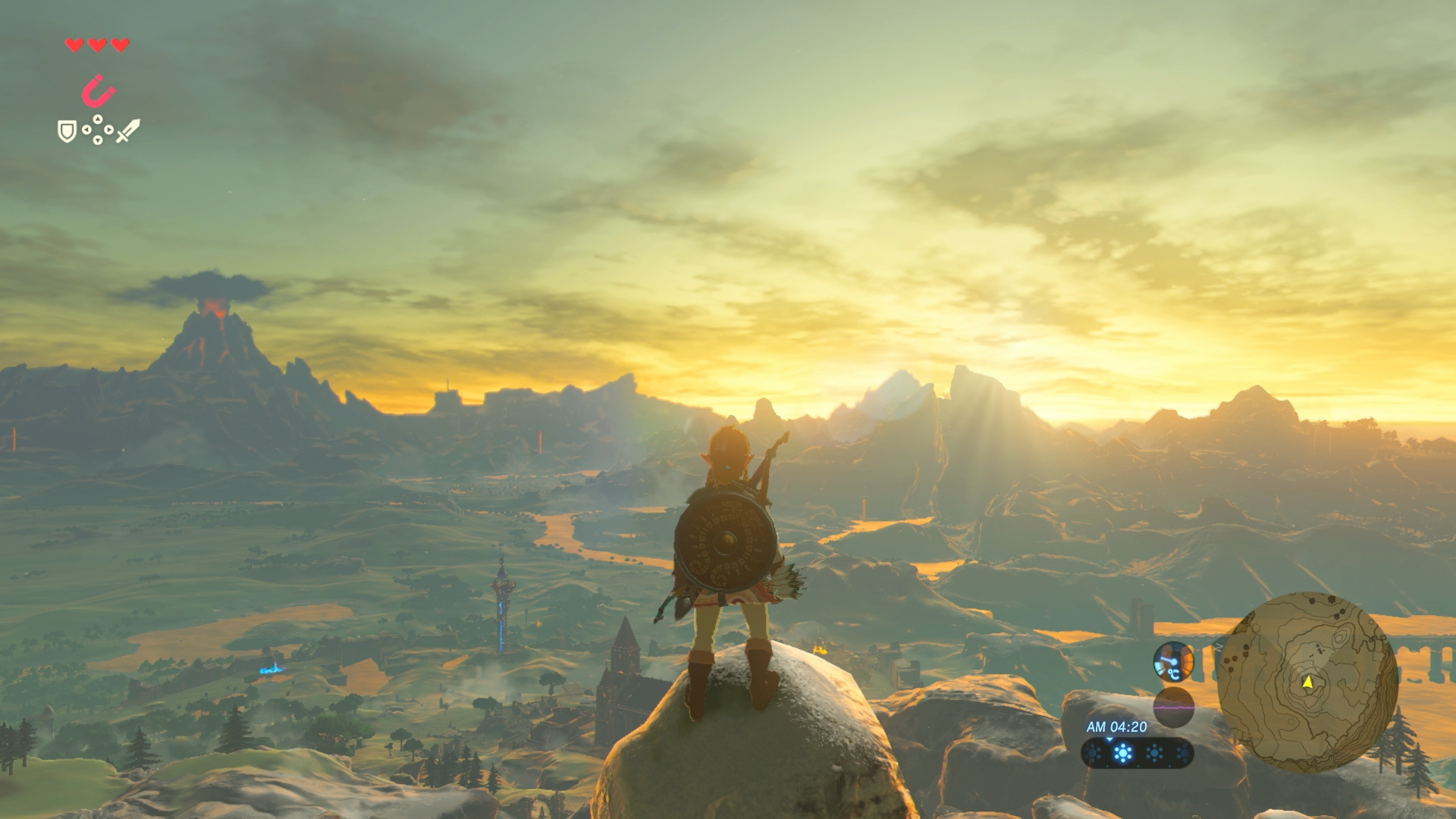 Nové screenshoty z The Legend of Zelda: Breath of the Wild 139308