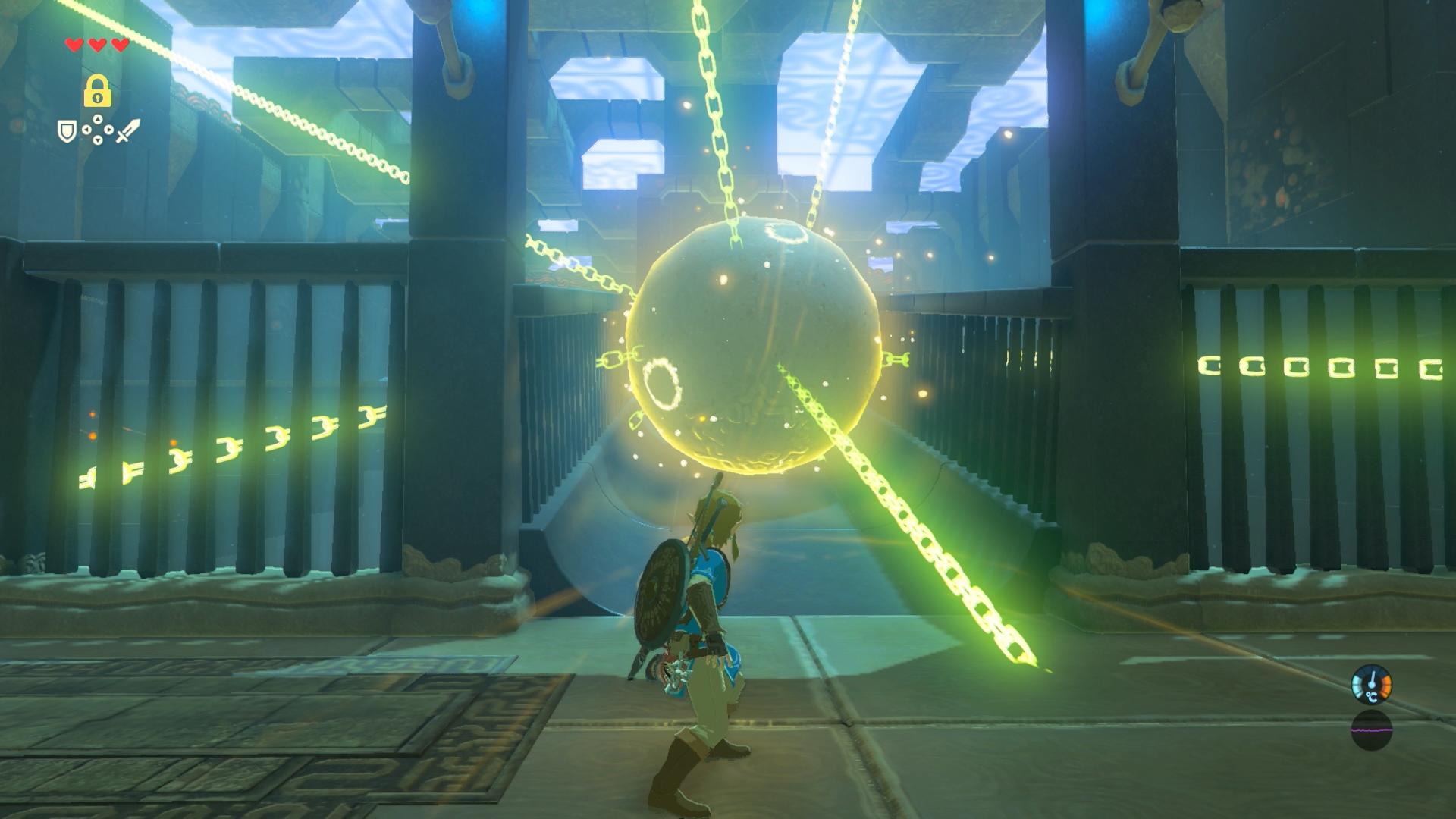 Nové screenshoty z The Legend of Zelda: Breath of the Wild 139310