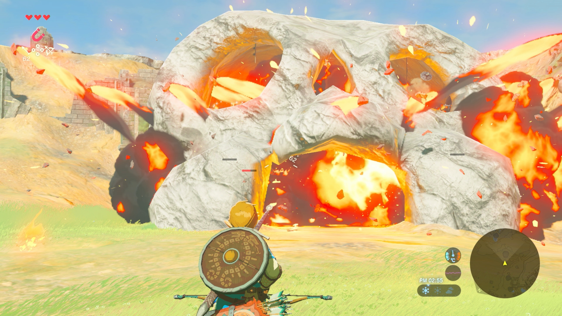 Nové screenshoty z The Legend of Zelda: Breath of the Wild 139312