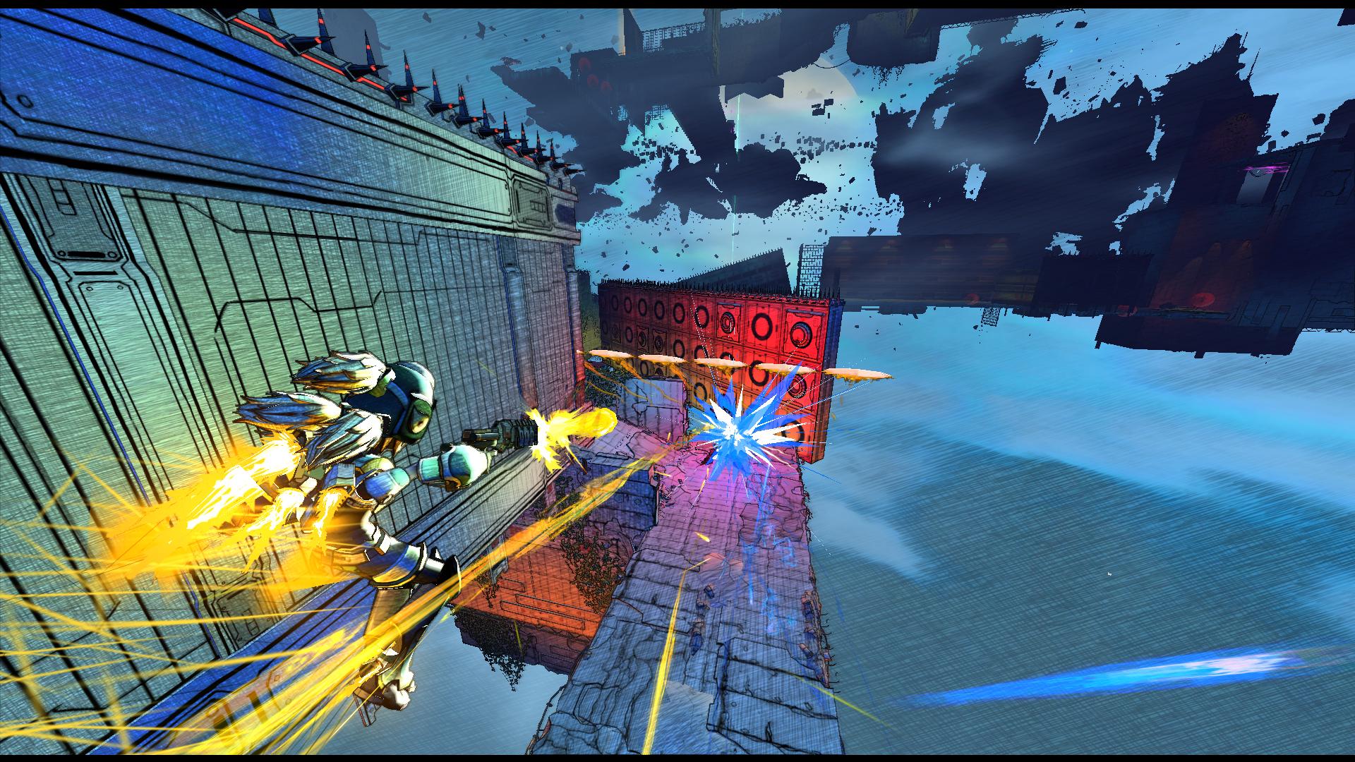 Super Cloudbuilt oznámen pro PS4, Xbox One a PC 139326