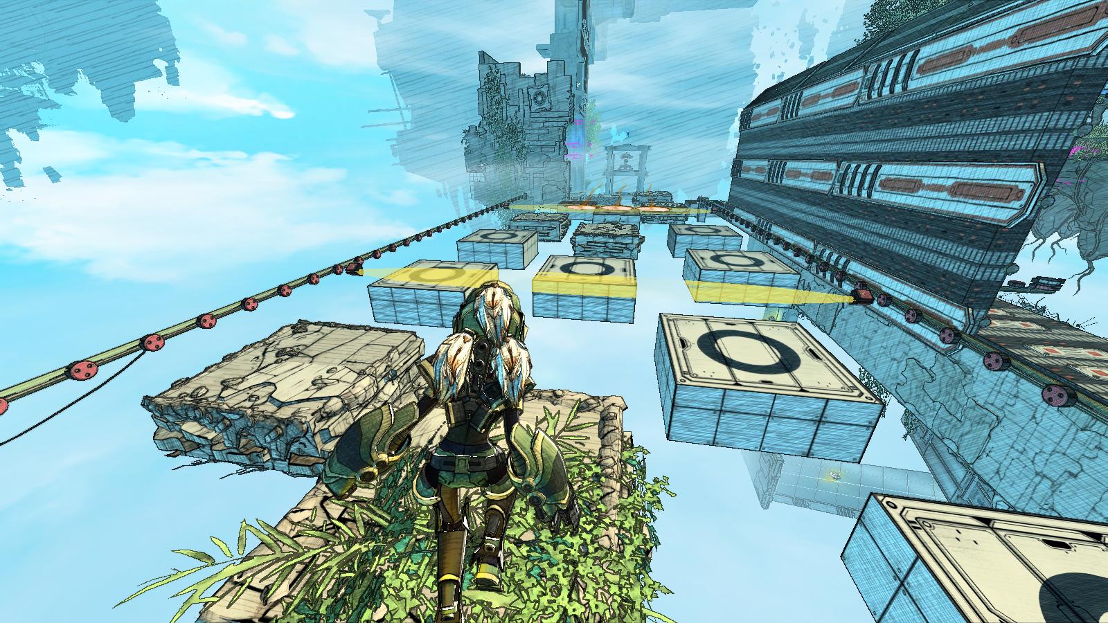 Super Cloudbuilt oznámen pro PS4, Xbox One a PC 139328