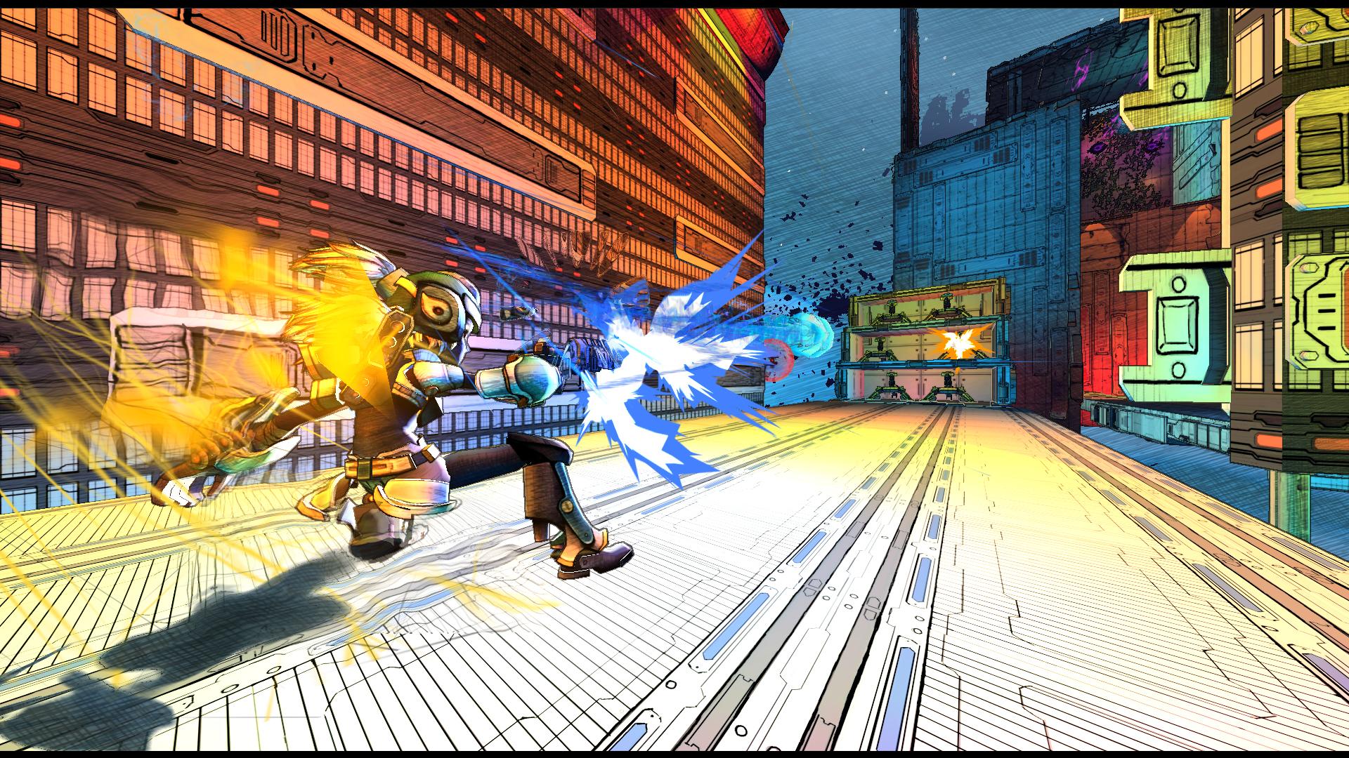Super Cloudbuilt oznámen pro PS4, Xbox One a PC 139332