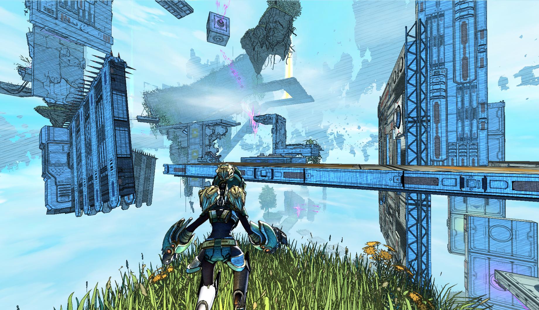 Super Cloudbuilt oznámen pro PS4, Xbox One a PC 139337
