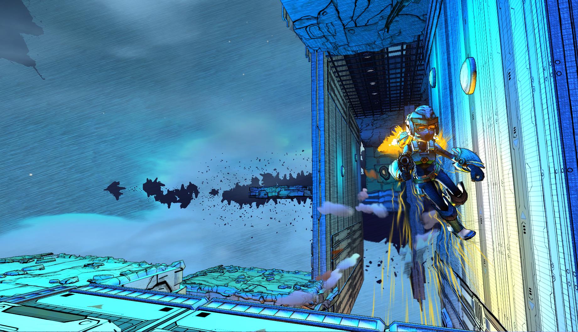Super Cloudbuilt oznámen pro PS4, Xbox One a PC 139338