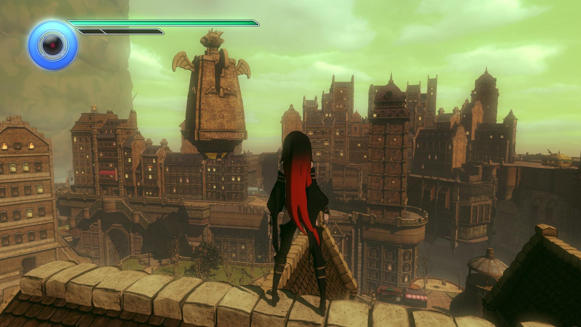 Gravity Rush 2 rozšíří free DLC The Ark of Time - Raven's Choice 139351