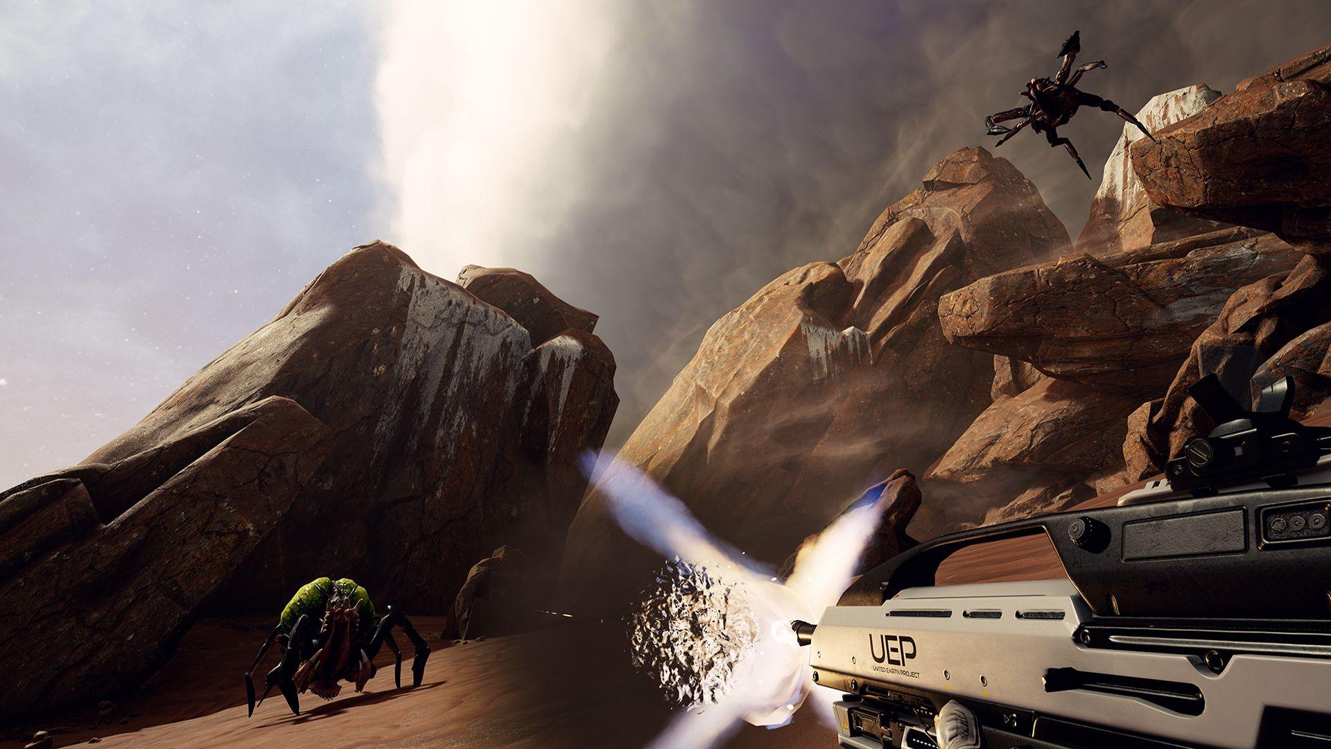 Očekávaná mimozemská PS VR střílečka Farpoint vyjde v květnu 139360