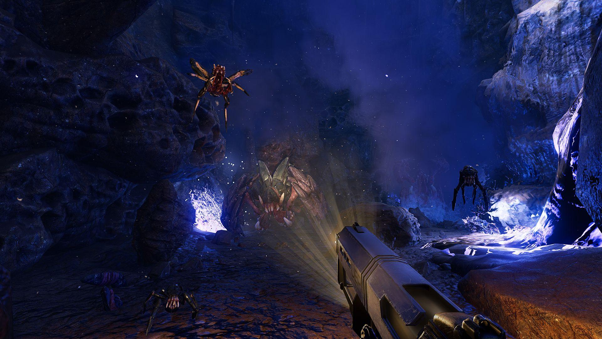Očekávaná mimozemská PS VR střílečka Farpoint vyjde v květnu 139361
