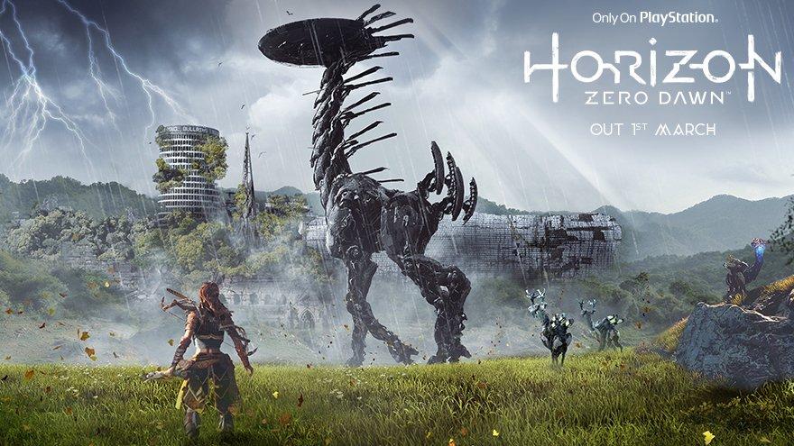 Horizon: Zero Dawn - anglické památky a města v nelichotivé budoucnosti 139370