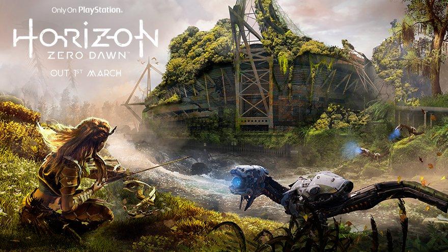 Horizon: Zero Dawn - anglické památky a města v nelichotivé budoucnosti 139371