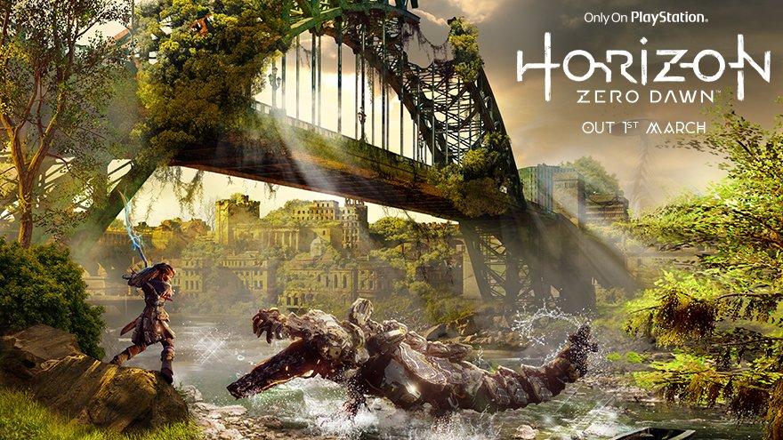 Horizon: Zero Dawn - anglické památky a města v nelichotivé budoucnosti 139377