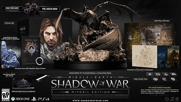 Middle Earth: Shadow of War oficiálně oznámen 139388