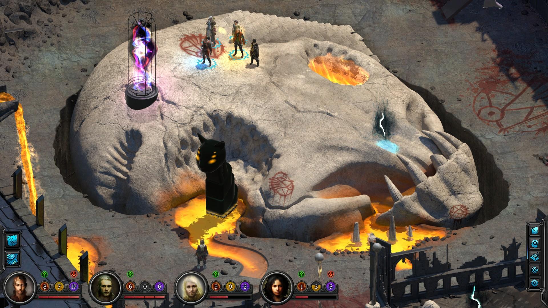 Torment: Tides of Numenera – legenda se vrací 139404