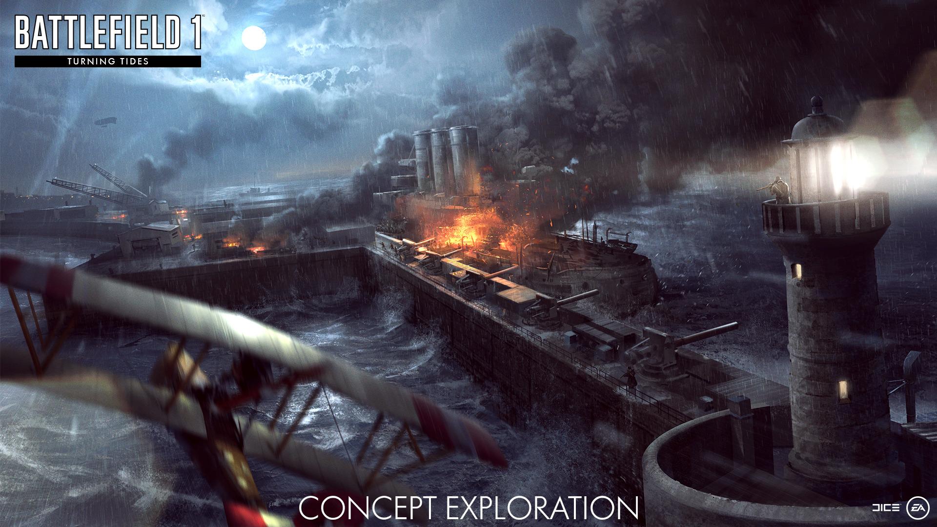 Dodatečný obsah pro Battlefield 1 vás vhodí do francouzských a ruských uniforem 139498