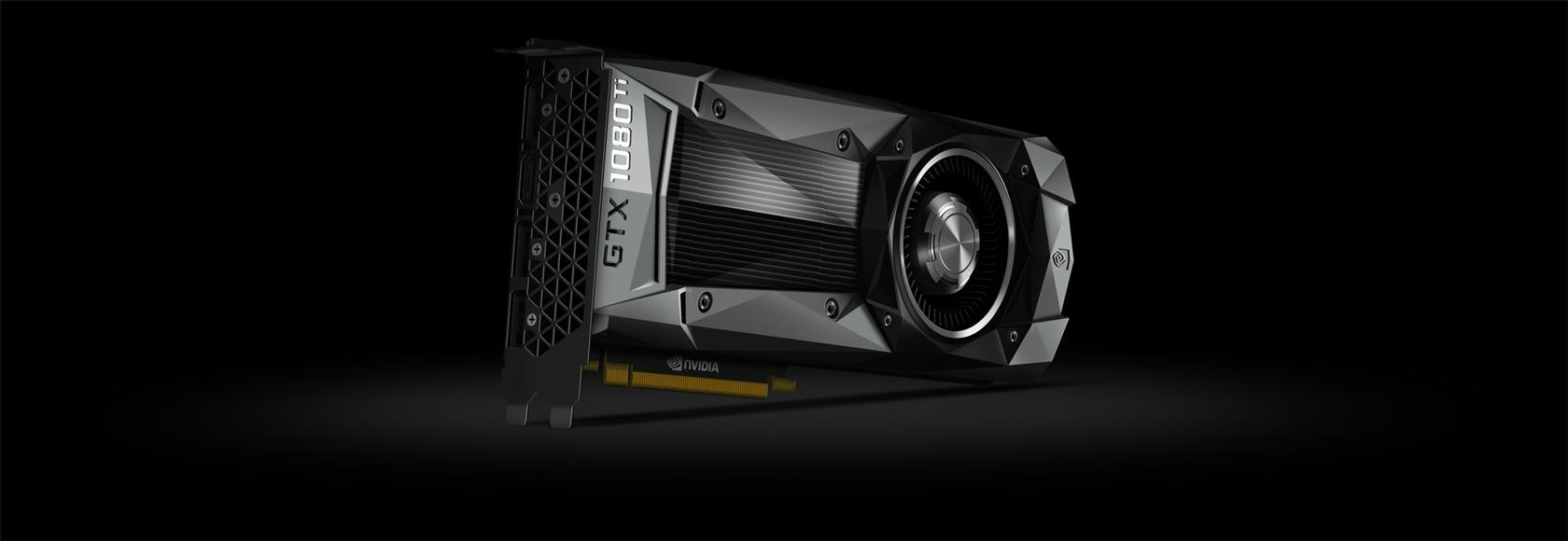 NVIDIA představuje nabušenou GeForce GTX 1080 Ti 139508