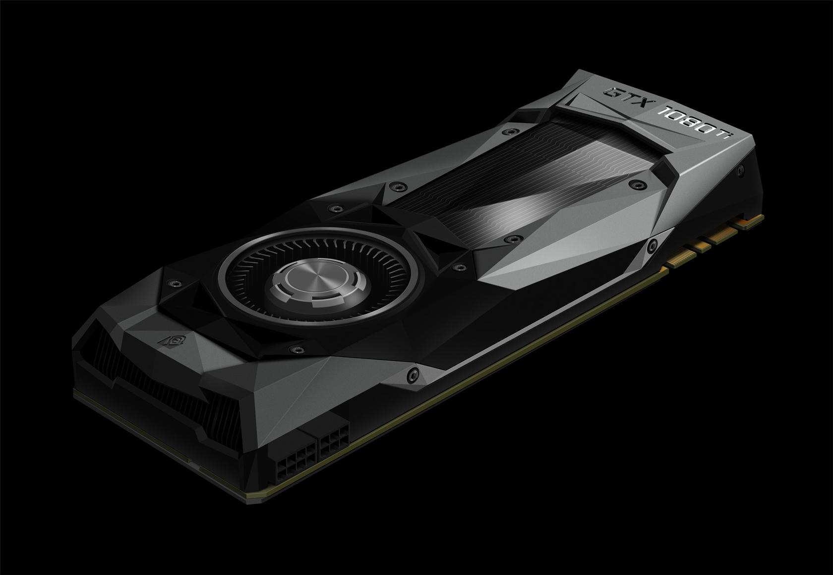NVIDIA představuje nabušenou GeForce GTX 1080 Ti 139509