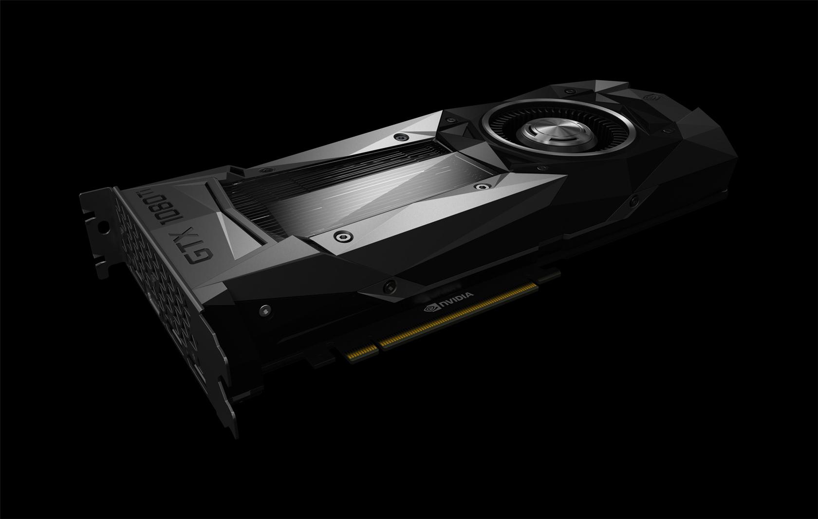 NVIDIA představuje nabušenou GeForce GTX 1080 Ti 139511