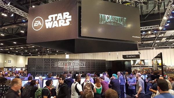 EA v dubnu představí své Star Wars hry 139526