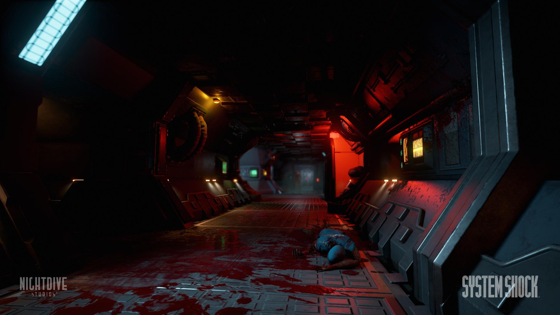 Remake System Shocku mění Unity za Unreal Engine 139545