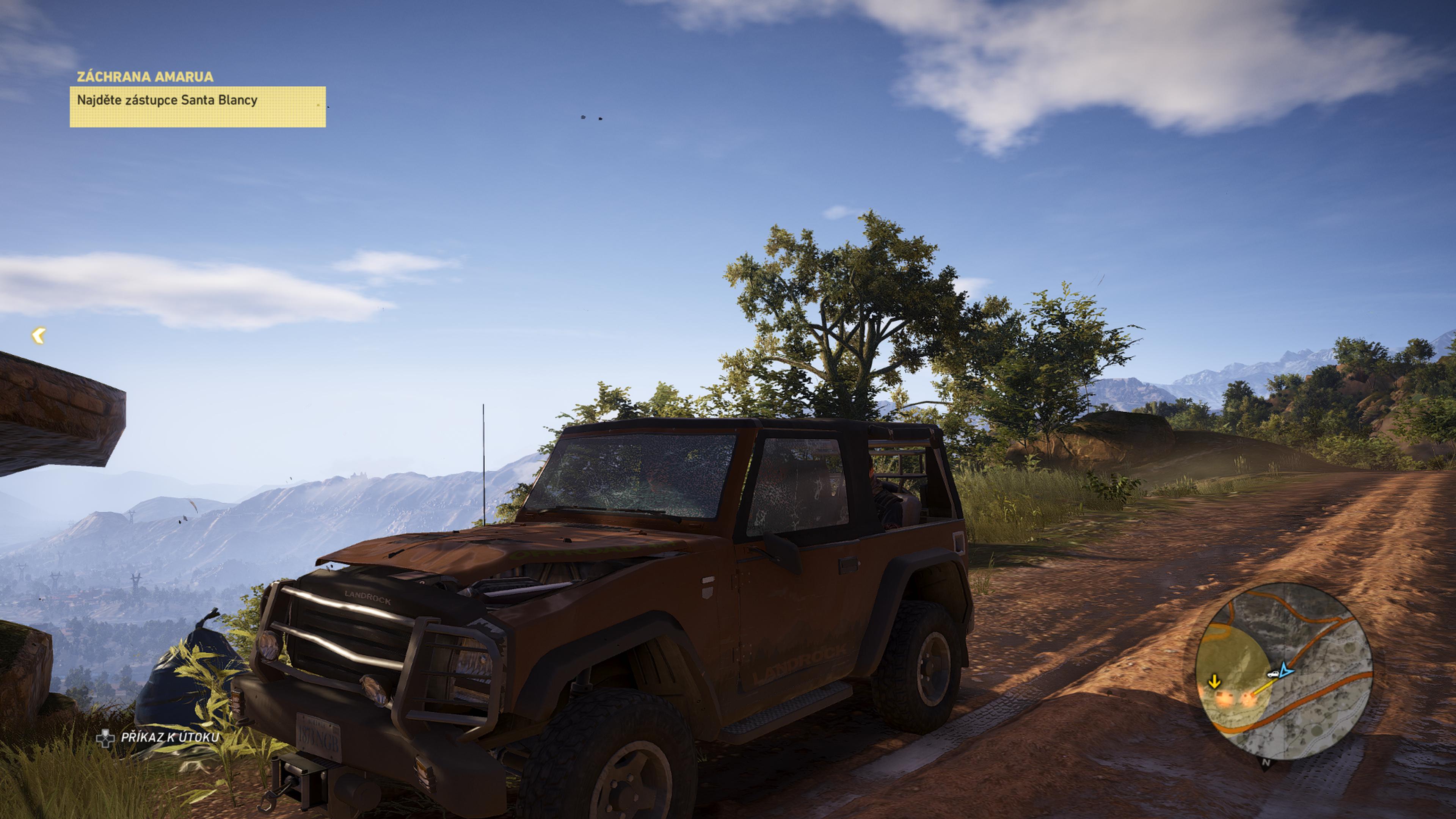 Ghost Recon: Wildlands - Bolívie v pazourech kartelu 139706