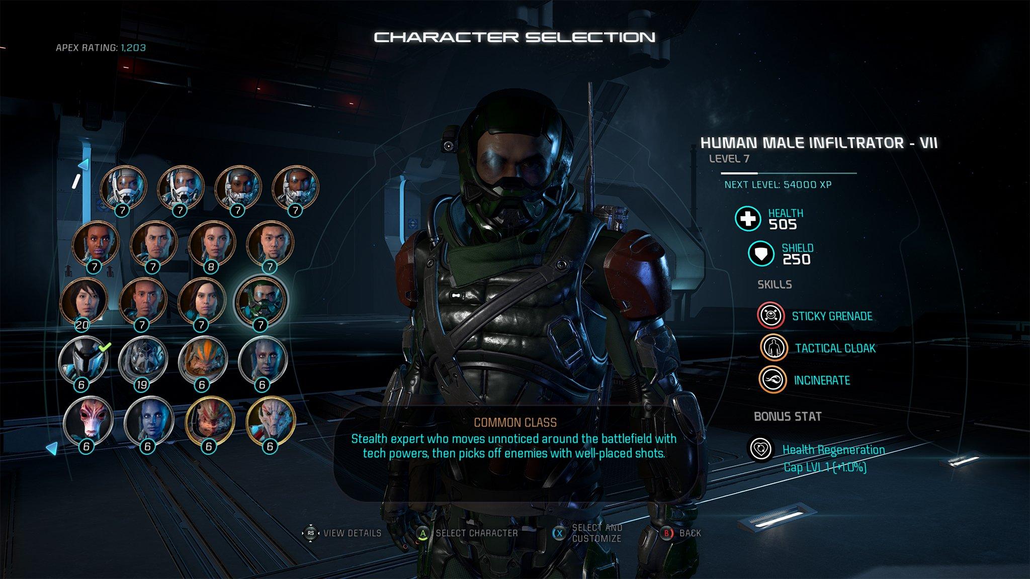 Dodatečné mapy multiplayeru Mass Effectu: Andromeda budou zdarma 139771