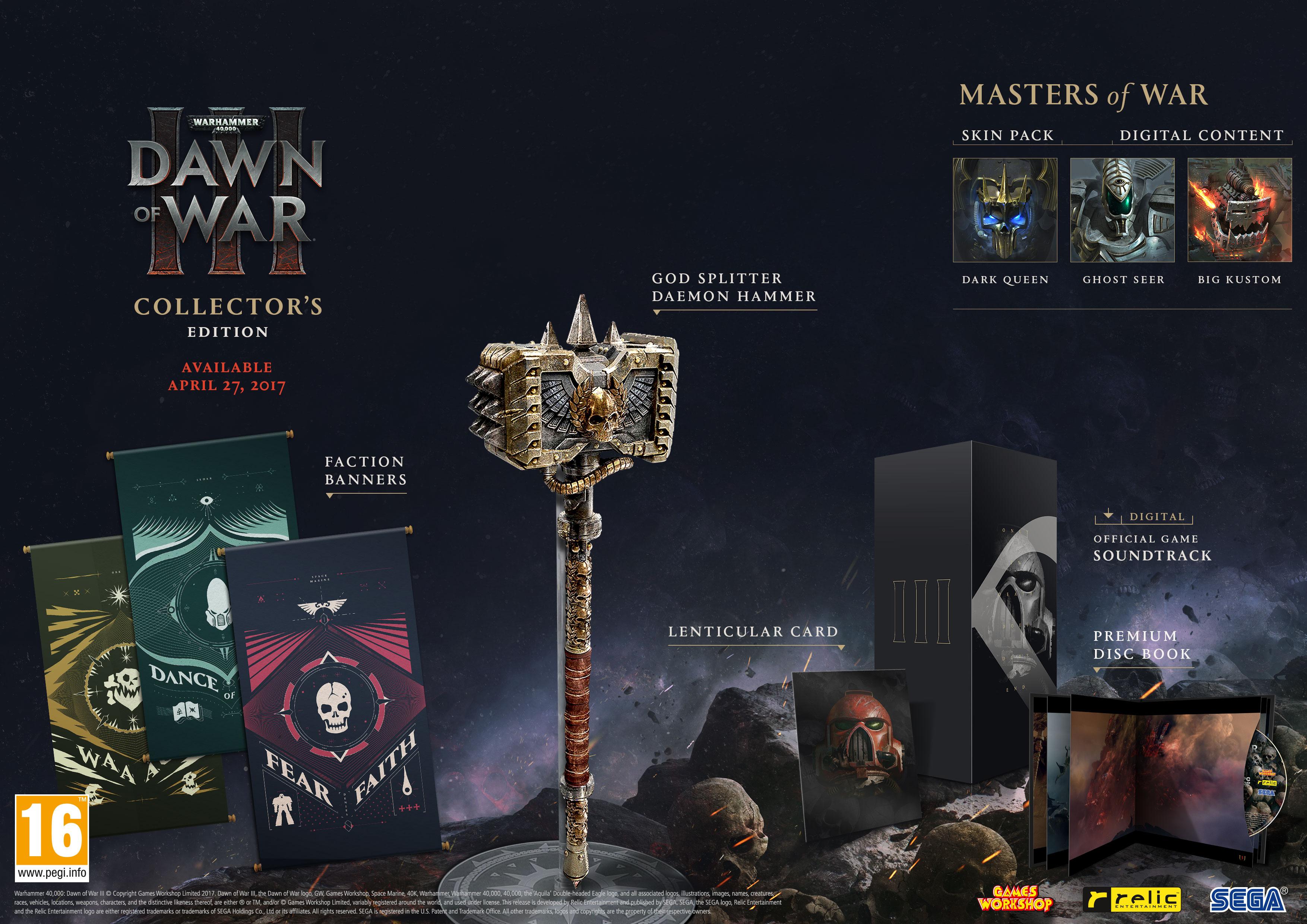 Dawn of War 3 s českými titulky a datum vydání 139775