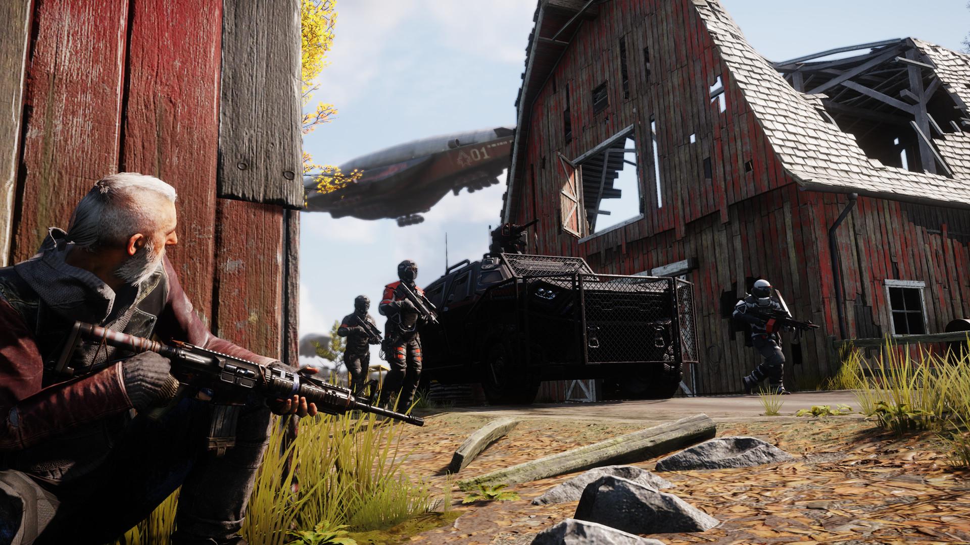 Homefront: The Revolution - update, nové DLC a podpora PS4 Pro 139801