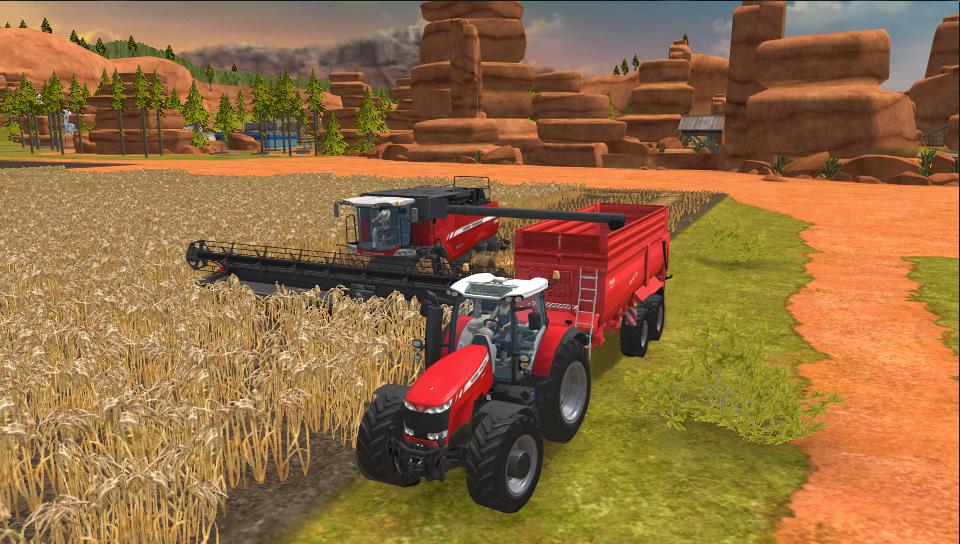 Farming Simulator 18 v červnu na PSV a 3DS 139819