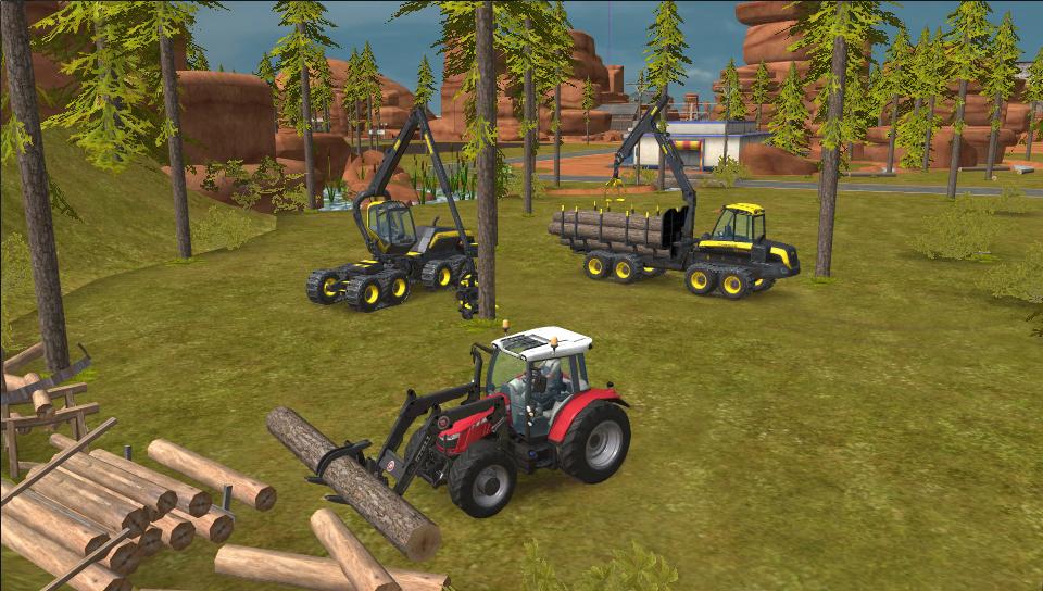 Farming Simulator 18 v červnu na PSV a 3DS 139822