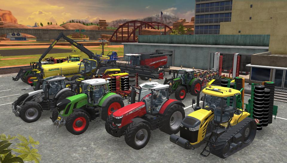 Farming Simulator 18 v červnu na PSV a 3DS 139823