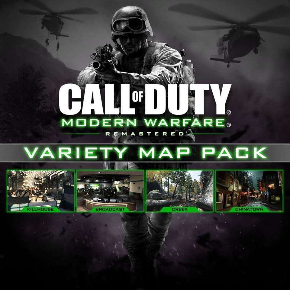 Do Call of Duty: Modern Warfare Remastered míří první placené DLC 139824