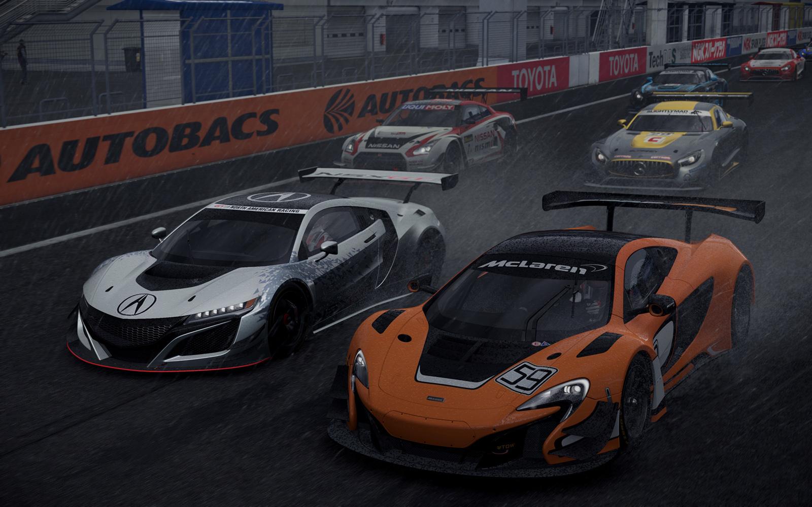 Project Cars 2 a Gran Turismo Sport odhalují nový vůz 139833