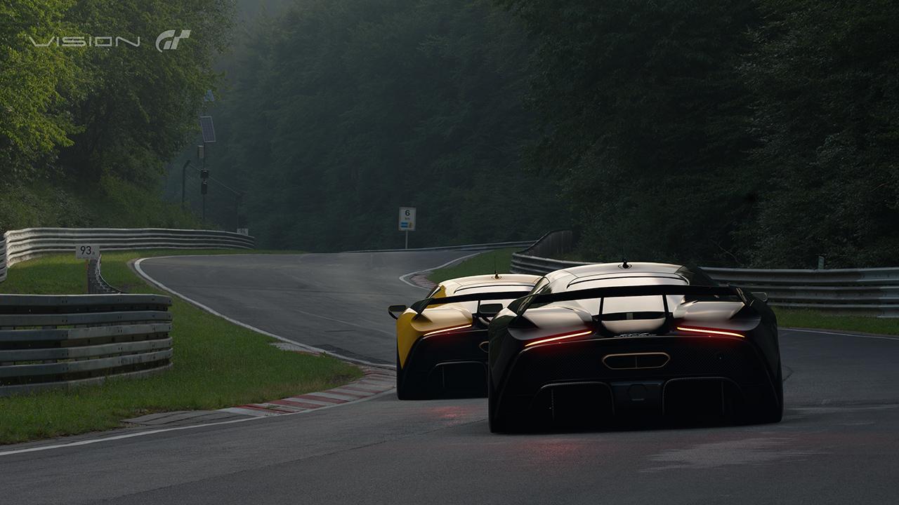 Project Cars 2 a Gran Turismo Sport odhalují nový vůz 139837