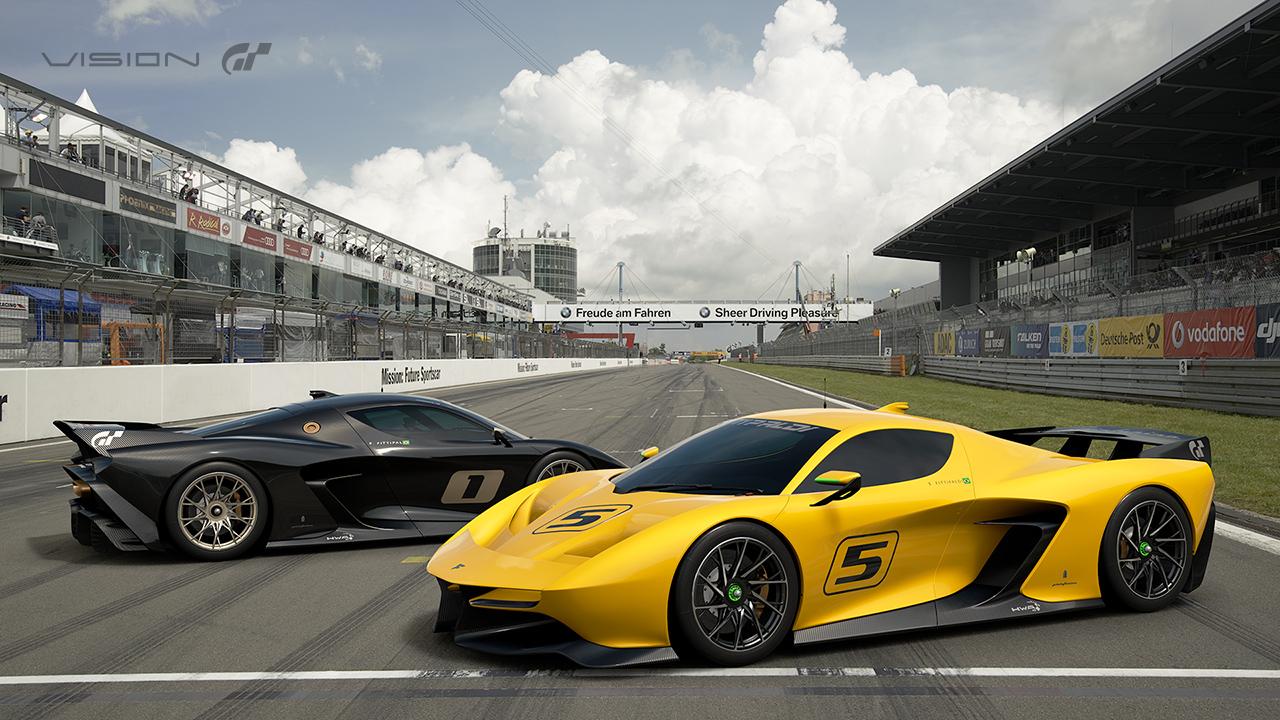 Project Cars 2 a Gran Turismo Sport odhalují nový vůz 139838