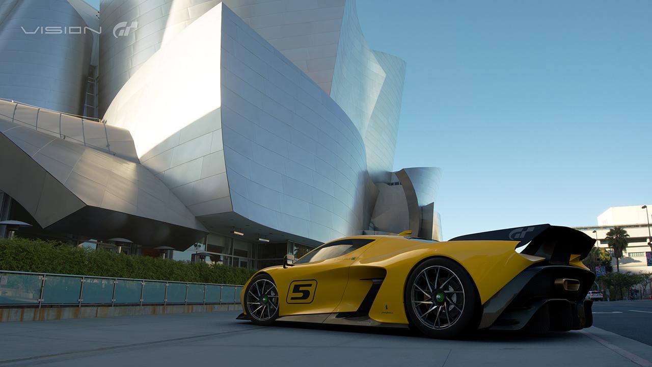 Project Cars 2 a Gran Turismo Sport odhalují nový vůz 139840
