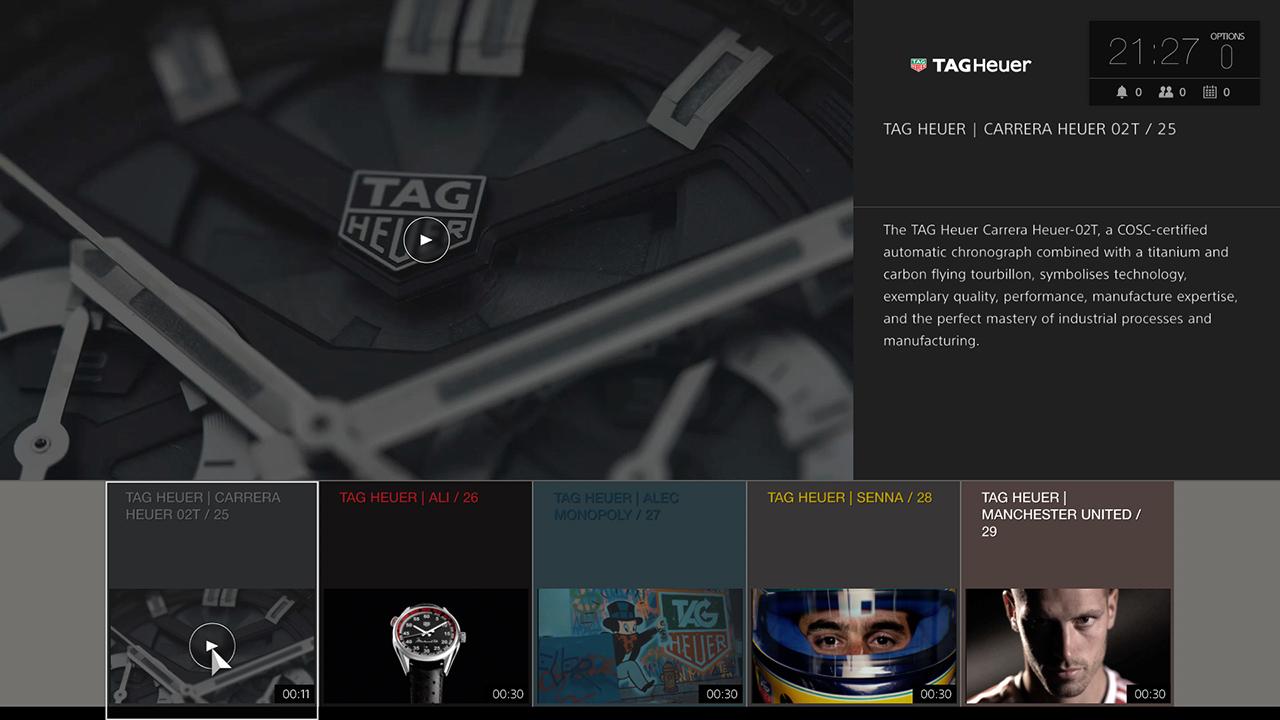Gran Turismo Sport uzavřelo partnerství s TAG Heuer 139844
