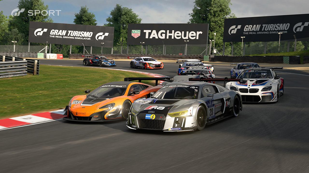 Gran Turismo Sport uzavřelo partnerství s TAG Heuer 139851