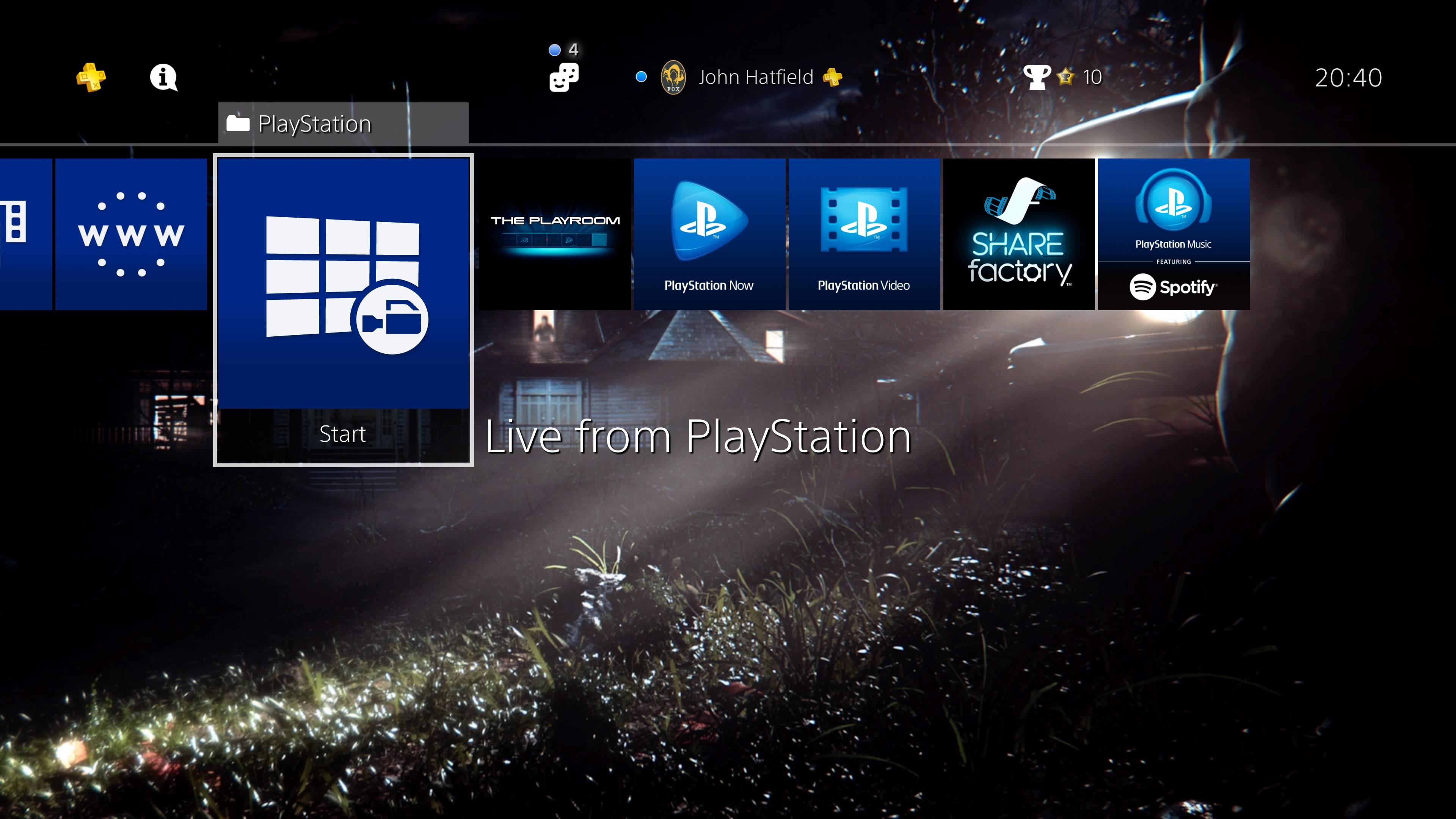 Zítra důležitý update PS4 s novými funkcemi 139892